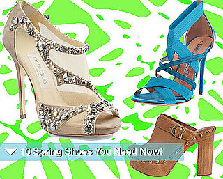 Sugar Shout Out: The 10 Spring Shoes You Need Now!