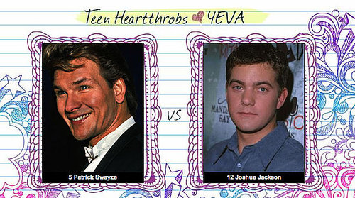 March Manness: Last Day to Vote For Heartthrobs in Round One!