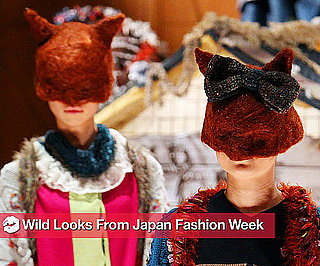 Japan Fashion Week Pictures