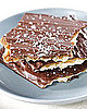 Homemade Toffee-Chocolate Matzah Passover Recipe