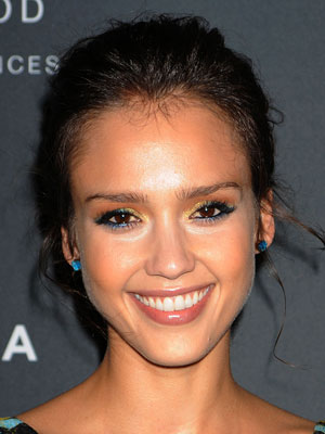 Jessica Alba Eye Makeup Tutorial