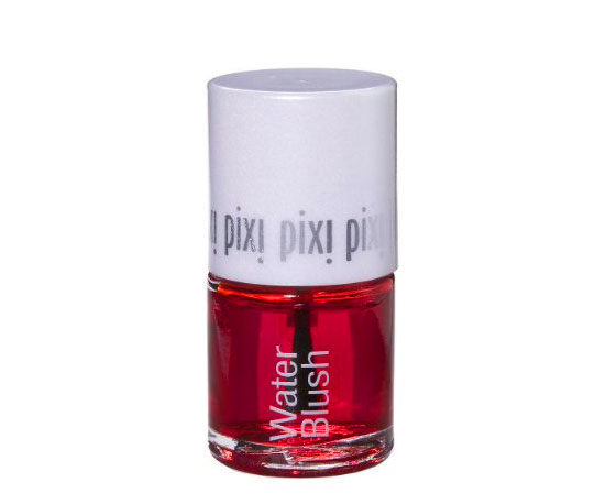 This Pixi Water Blush ($17) stains your cheeks a pretty, translucent rose that lasts for hours.
