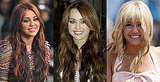 Photos of Miley Cyrus with Auburn Hair and Blonde