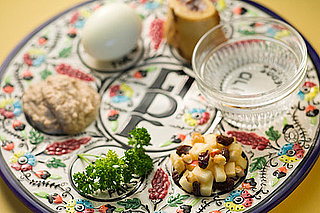 Table Setting Ideas For Passover