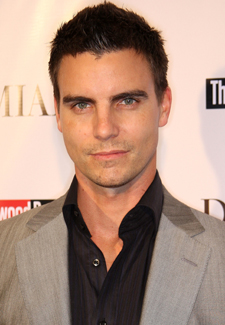 Melrose Place Actor Colin Egglesfield Signs on For Something Borrowed Opposite Ginnifer Goodwin and John Krasinski
