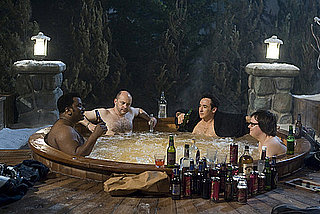 Review of Hot Tub Time Machine Starring John Cusack, Rob Corddry, Clark Duke, and Craig Robinson