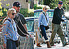 Photos of Reese Witherspoon and Jim Toth Grocery Shopping in LA