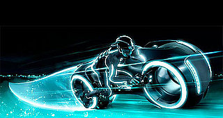 Animated Movie Poster For Tron Legacy Released