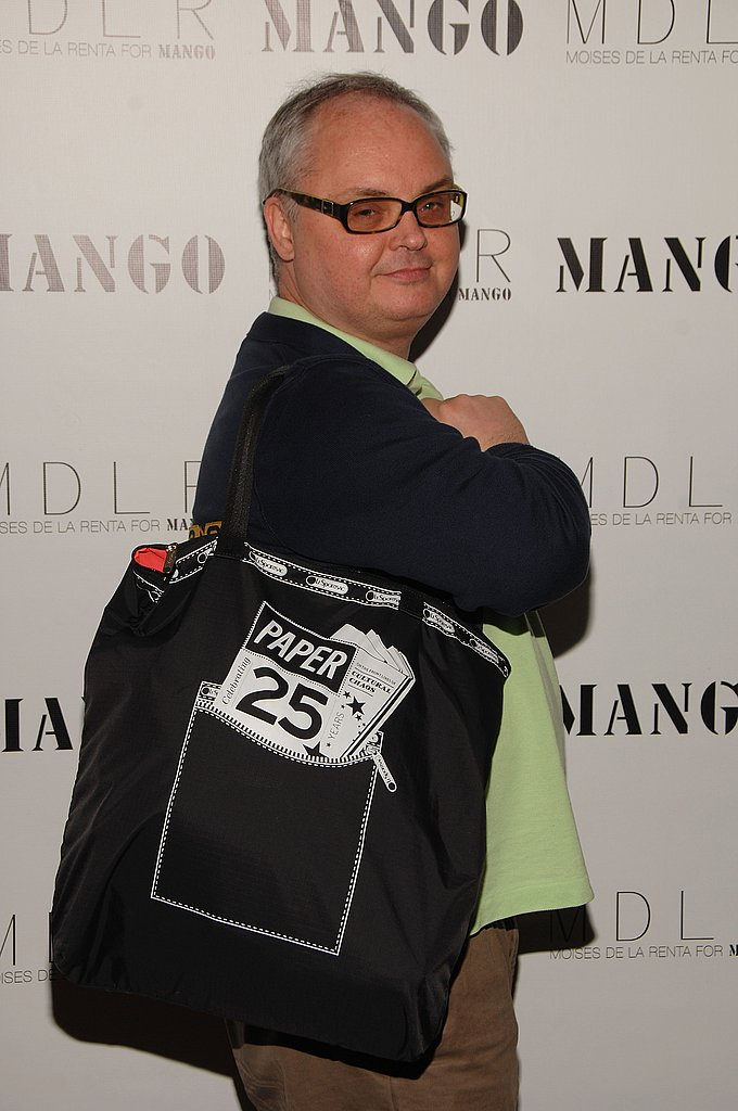 Behind the Seams: Moises de la Renta For Mango Launch Party