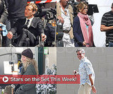 See Stars on Movie Sets This Week!