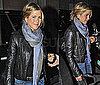 Photos of Jennifer Aniston Going to Dinner in Paris