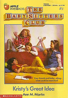 Ann M Martin Authoring New Prequel to The Baby-Sitters Club Series
