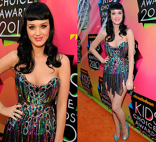 Katy Perry at 2010 Kids Choice Awards