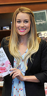 Lauren Conrad Wears Rebecca Taylor on Book Tour