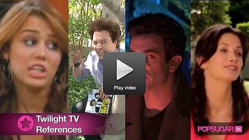 Twilight's TV Takeover: Edward, Bella, Robert, and More Pop Into Our Favorite Shows! 2010-03-29 10:00:00