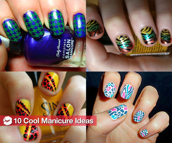 Unusual Nail Art Ideas