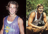 Joey Lawrence vs. Brad Pitt