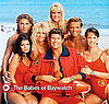 Vintage Swimsuit Photos of the Cast of TV's Baywatch, Including Pamela Anderson, David Hasselhoff, Carmen Electra