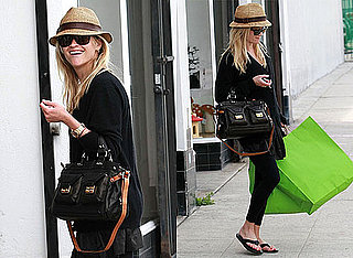 Photos of Reese Witherspoon Shopping in a Fedora