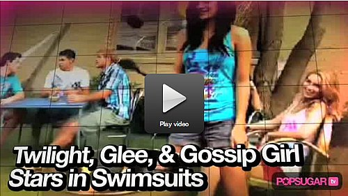 Gossip Girl & Glee Stars in Bikinis, Carrie's Huge Ring, & Joe on Jessica's Chess Games With Billy
