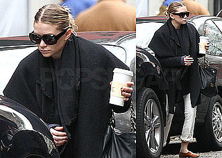Photos of Ashley Olsen Wearing a Chanel Purse in New York City