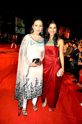 Mayata Dutt and Sophie Choudry