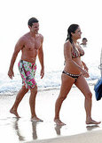 Photos of Bethenny Frankel in a Bikini