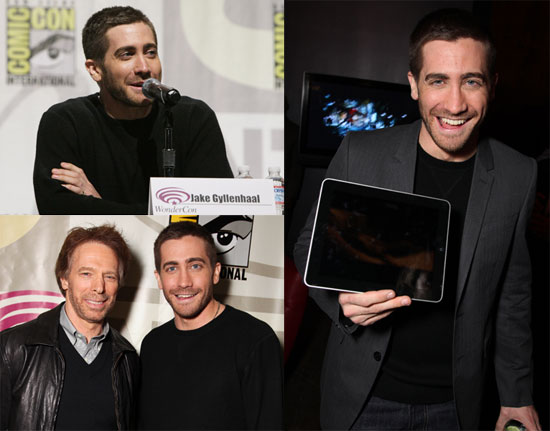 Jake Gyllenhaal Talks Prince of Persia, iPad, and Beautiful Rachel McAdams .