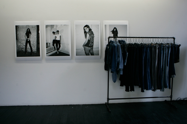 Levi's Artistically Interprets Its Fall 2010 Collections For Women and Men