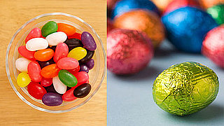 Would You Rather Eat Jelly Beans or Chocolate Eggs?