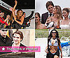 Photos of Gisele Bundchen and Tom Brady with Benjamin, Robert Pattinson filming Bel Ami, Kim Kardashian in a Bikini