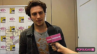Exclusive Interview With Kick-Ass Stars Aaron Johnson and Chloe Moretz