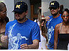 Pictures of Leonardo DiCaprio Partying in Miami