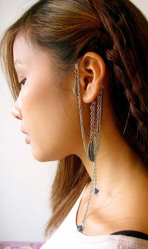 Ear cuffs galore!
