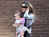 Slide Photo of Sarah Jessica Parker with Twins in NYC