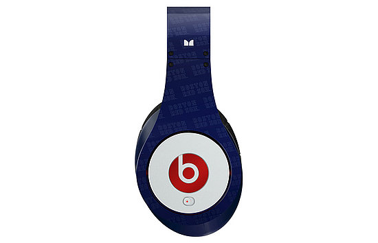 Photos of the Beats By Dr. Dre Red Sox Headphones