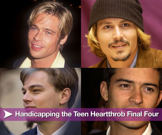Handicapping the Teen Heartthrob Final Four