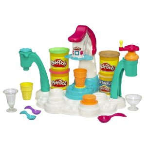 Play-Doh Magic Swirl Ice Cream Shoppe ($17)