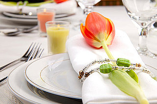 Decoration Ideas For Spring Dinner Party