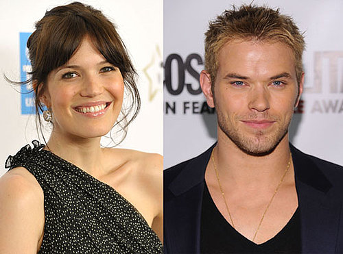Kellan Lutz and Mandy Moore to Star in Love, Wedding, Marriage 2010-04-08 10:30:00