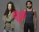 Kate and Sayid