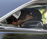 Pictures of Avril Lavigne and Brody Jenner Kissing in the Back of a Car!