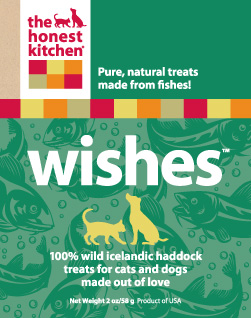 New Sustainable Fish Cat Food From Honest Kitchen