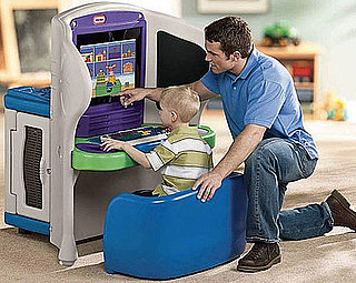 Little Tikes Kid-Friendly PC Cubicle Workstation