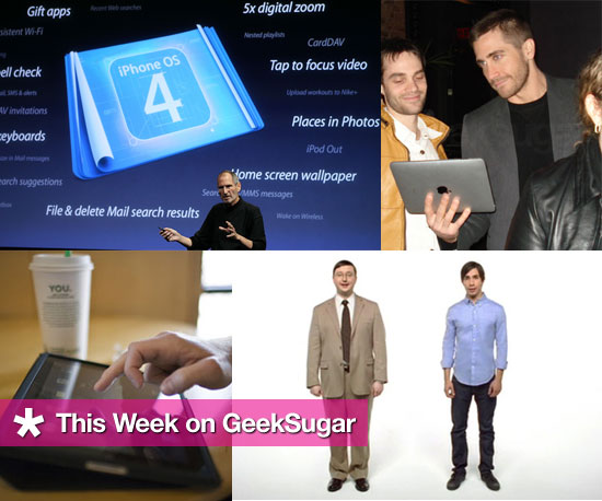 Tech News This Week on GeekSugar