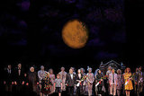 The Addams Family Goes to Broadway