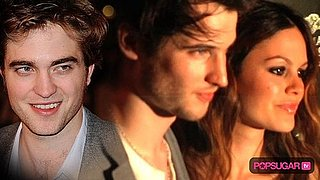 Tom Sturridge Talking About Robert Pattinson and Rachel Bilson at the 2010 Gen Art Film Festival in New York City