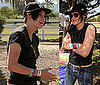 Pictures of Kristen Stewart at Coachella