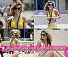 AnnaLynne McCord Bikini Pictures In Hermosa Beach