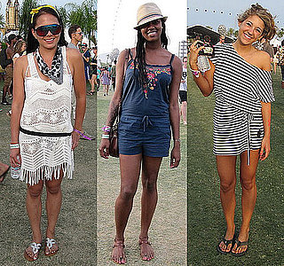 Pictures of 2010 Coachella Festival Looks